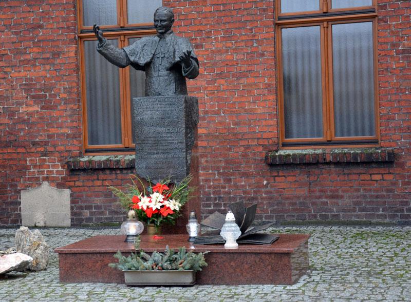 Agnieszka Lisiak Jan Paweł II