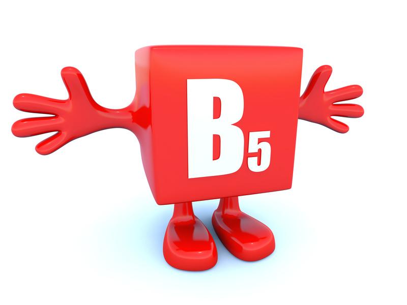 witamina B5